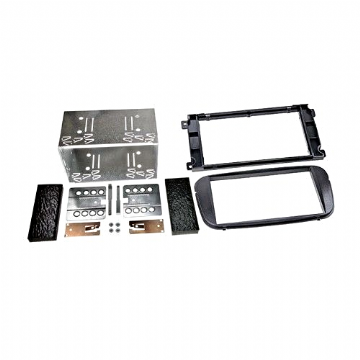 CT23FD10 Ford Focus Mondeo C-Max Double Din Car Fascia Panel